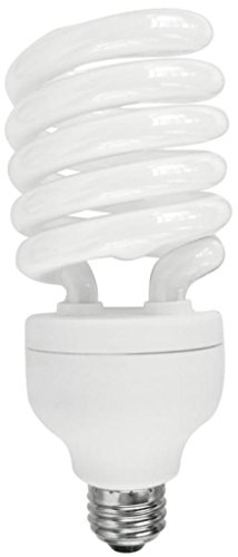 - Westinghouse Lighting 3791900 42 Watt Twist CFL Daylight High Wattage Light Bulb with Medium Base