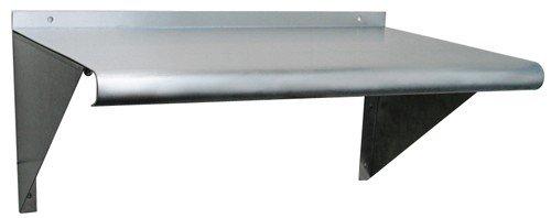 Universal WS1224 - Stainless Steel Wall Shelf - 12'' X 24''