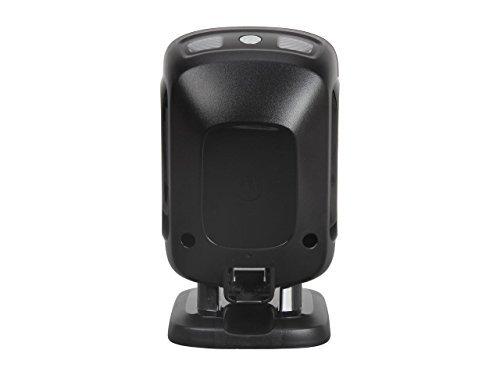 Motorola DS9208-SR4NNU21Z DS9208 Digital Scanner STD Range Black USB 7FT Cable Series A