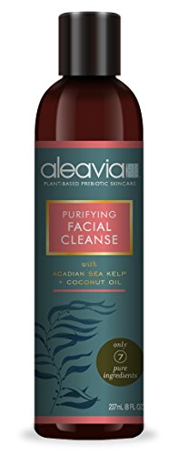 Purifying Organic Facial Cleanser | Aleavia Presents The Leading Facial Wash...