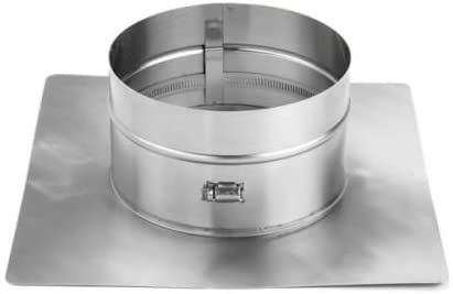 HomeSaver 6 UltraPro//Pro 13 x 13 304 Alloy Collarplate with Band