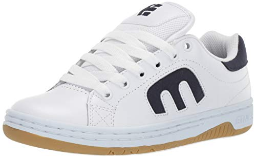 - Etnies Women's Callicut W's Skate Shoe White/Navy/Gum 7.5 Medium US