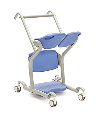 Helsevesen Standing Transfer Aid BestMove Patient Transport Device, Home Transfer Assist Trolley- Manual Stand Aid