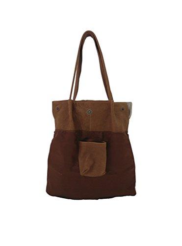 Authentique sac femme de peau de cuir de vachette. Modèle unique.