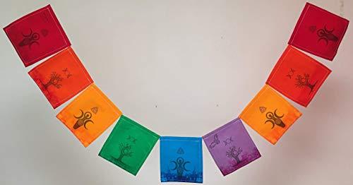 Goddess Prayer Flag