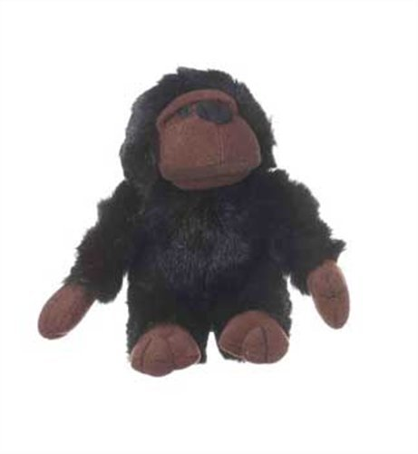 Multipet Look Who's Talking Chimp Dog Toy, My Pet Supplies