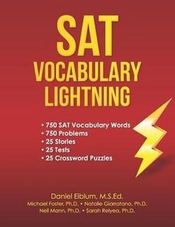 Daniel C. Eiblum: SAT Vocabulary Lightning (Paperback); 2012 Edition