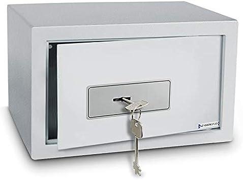 Baúl fuerte con llave – Caja fuerte empotrable – Caja para ...