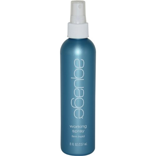 Aquage Working Spray Firm Hold Non-Aerosol Hairspray, 8 Ounc