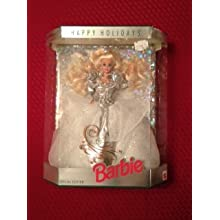 1992 Holiday Barbie Doll