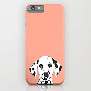 Society6 - Casey - Dalmation Art Print Phone Case Decor For P? iPhone 6 Case by PetFriendly