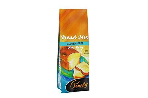 Gluten Free Pantry Baking Mixes Bread Mix (Pamela's Products Gluten Free Bread Mix, 19 Oz)