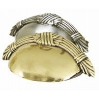 Alno Ribbon (Alno A882-3-AP Ribbon & Reed Cup Pulls Traditional, Antique Pewter by Alno)