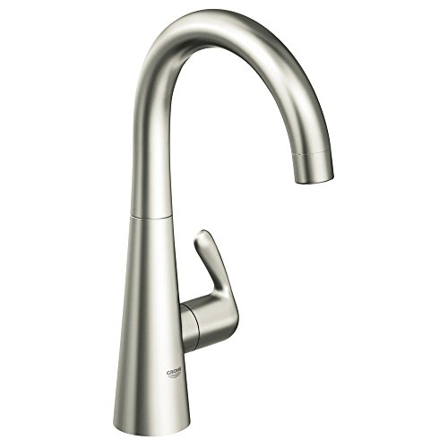 (LadyLux Single-Handle Pillar Tap Water Faucet)