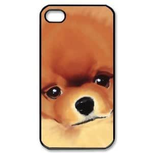 Hot 3803627M67601755 Dog Case for Iphone 4/4s -IPhone 4-PC01497