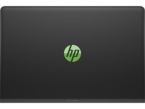 HP Pavilion 15t Gaming and Business Power Touch Laptop ( Intel i7 Quad Core, 16GB RAM, NVIDIA GeForce 1050, 2TB HDD + 128GB SSD, 15.6 Inch Full HD (1920 x 1080) Touch, Win 10)-Black with Acid Green by MichaelElectronics2 (Image #3)