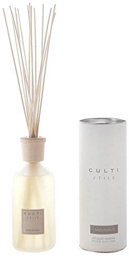 CULTI MILANO Stile Collection Room Diffuser - Mountain - 16.9 oz