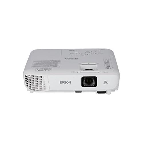 chollos oferta descuentos barato Epson W05 WXGA 3LCD WXGA 1280 x 800 Pixels 3300 Lumens Contraste 15000 1 1 x HDMI Blanc
