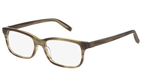 Eyeglasses Joseph Abboud JA4048 JA 4048 Olive Horn