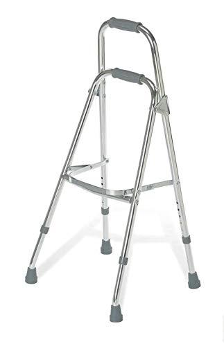 Amazon.com: Andador de Hemi plegable ajustable de 30