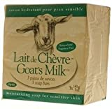 Goat's Milk Soap Fragrance Free 3 x 5 oz