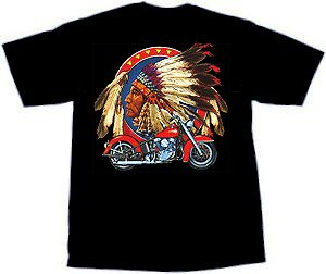 big-chief-indian-biker-classic-motorcycle-t-shirt-large-army-green