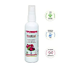 DanEra Multipurpose Hair Tonic for Anti Dandruff, Hair Fall Control and Hair Gain Complete Hair Growth Treatment Serum…