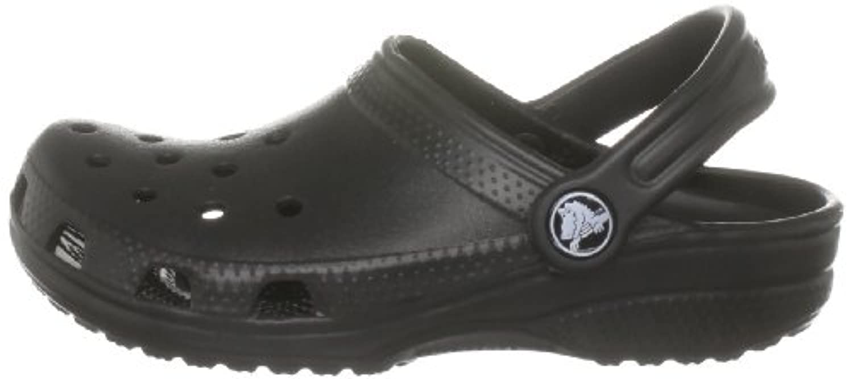 Crocs Junior Toddler Cayman Black 12/13 UK Child