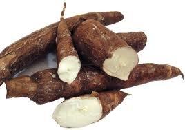 Fresh Whole Yuca Root (5lb)