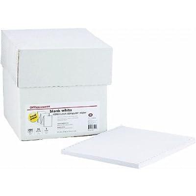 Office Depot 940908 Blank Computer Paper