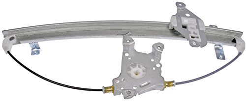 Dorman 740-780 Front Driver Side Replacement Power Window Regulator for