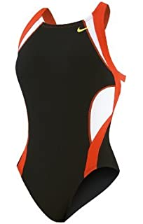 20fdbbcde6 Nike - Team Splice - Modern Fast Back Tank - TESS0055 Orange Size-26