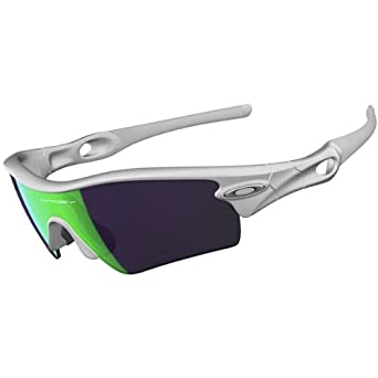 NEW MENS WOMENS OAKLEY RADAR PATH SHIELD WHITE JADE GREEN 26-214  SUNGLASSES  Amazon.co.uk  Clothing 26eec5224
