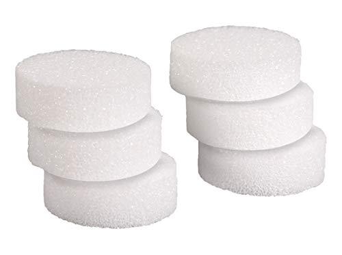 Styrofoam Discs, 3