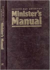 Sda ministers manual general conference ministerial association flip to back flip to front fandeluxe
