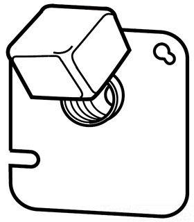 cooper bussmann bpm600ypv soy fuse tron box cover unit