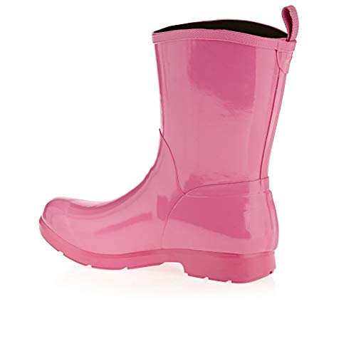 Muck Mid Womens Bergen Pink Wellies Boots 71qwnrx87