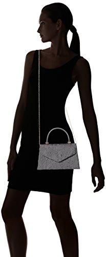 SwankySwans Kendall Lace Smart Elegant, Sacchetto Donna Grigio (Grigio (Grey))