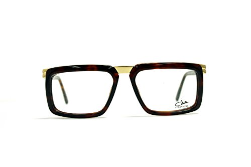 Cazal 6006 Eyeglasses 002 Demi Amber-Gold 56mm