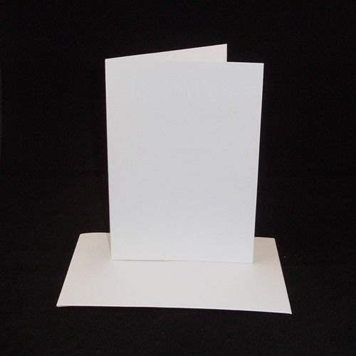 CARD BLANKS 100 A4 WHITE QUALITY  CARD CRAFT CARD CARD MAKING