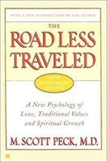 The road less traveled timeless edition a new psychology of love the road less traveled 25th anniversary edition a new psychology of love traditional sciox Choice Image