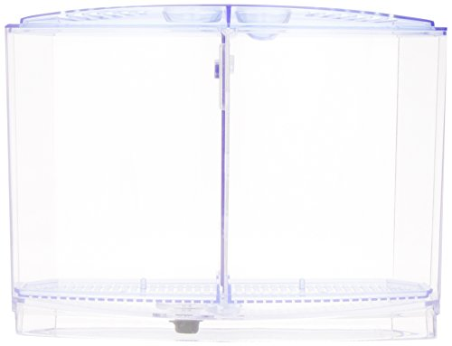 (Penn Plax Twin Beta Bow-Front Kit for Aquarium )