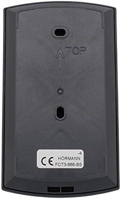 H/örmann FCT3 868-BS BiSecur Teclado para c/ódigos con control remoto