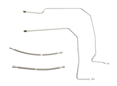 Fine Line Fuel Line Fits GMC Safari (Gmc Safari Rear Bumper)