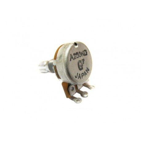 POTENCIOMETRO GUITARRA ELECTRICA - Gotoh (T24/20K) Potenciometro (Logaritmico A) 250K.: Amazon.es: Instrumentos musicales