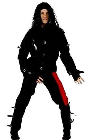 Starlit - Disfraz de rockero para hombre, talla XS (70.363 ...