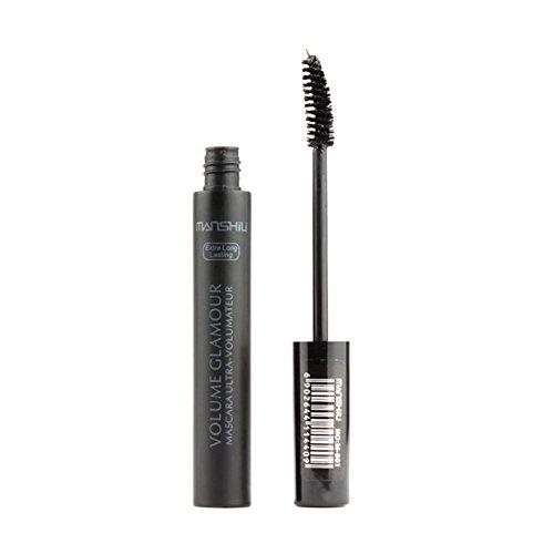Eye Mascara Long Eyelash Curving Lengthening Mascara Waterproof Makeup Eyelashes Mascara est As picture show