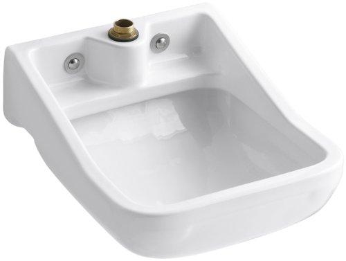 KOHLER K-12867-0 Camerton Service Sink, White
