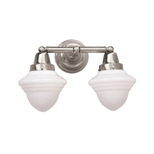 Bradford Bathroom Vanity Light (Norwell Lighting 8202 Bradford 11