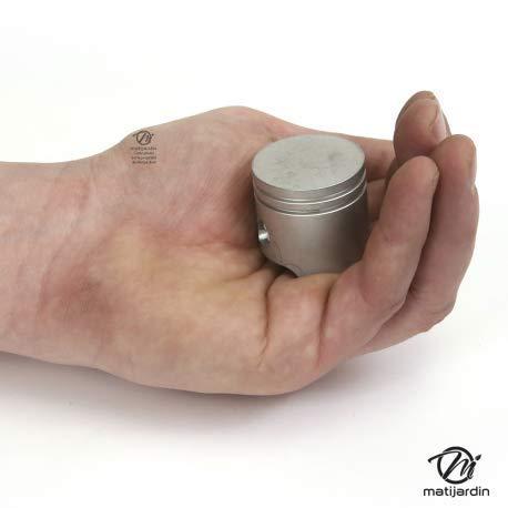 Cilindro Pistón para desbrozadora. Diámetro 35 mm. Para Stihl ...